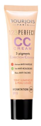 Bourjois CC Cream Tinted Face Cream 1, 2, 3