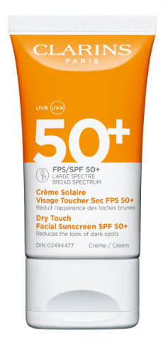 Clarins Dry Touch Facial Sunscreen SPF 50