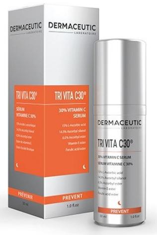 Dermaceutic Tri Vita C30 Vitamin C Serum