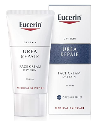 Eucerin Face Cream for dry skin