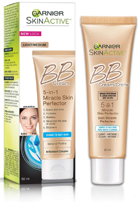 Garnier SkinActive BB Tinted Face Cream
