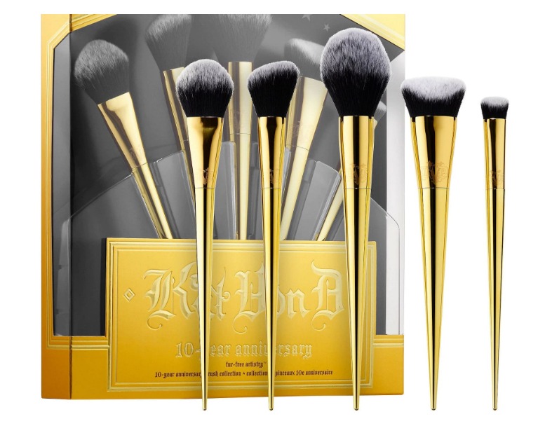 Kat Von D - Vegan and stylish brushes