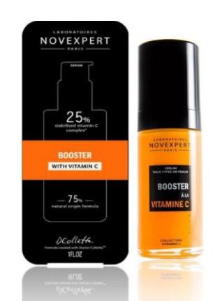 Novexpert Booster Vitamin C Serum