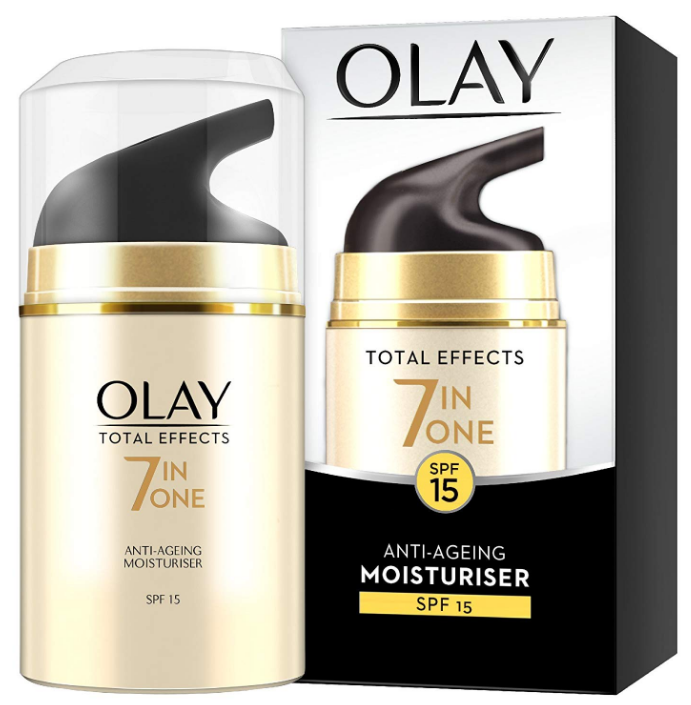 Olay Total Effects Moisturizing Day Face Cream