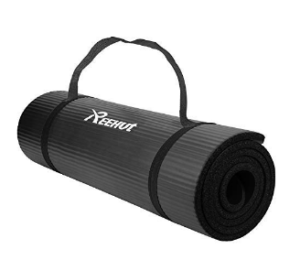 Reehut Extra thick exercise mat