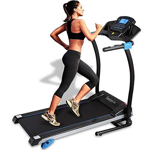 SereneLife SLFTRD25 Foldable Electric Treadmill