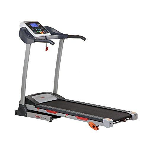 Sunny Health & Fitness Foldable Treadmill
