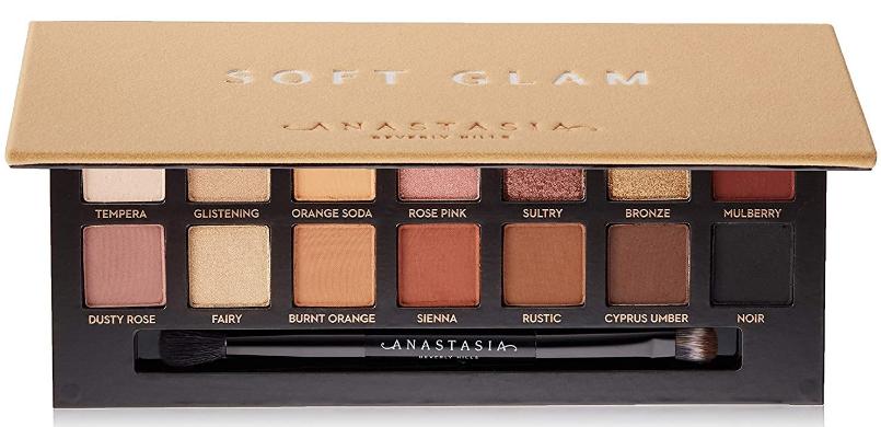 Anastasia Beverly Hills Soft Glam - The Long-Lasting Eyeshadow Palette