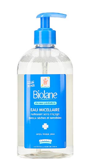 Biolane Micellar Water Dermo Pediatrics