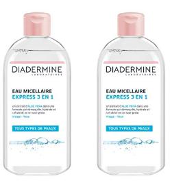 Diadermine Express Micellar Water 3 in 1