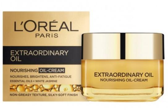 L \ 'Oréal Paris Extraordinary Oil Moisturizing Day Cream f