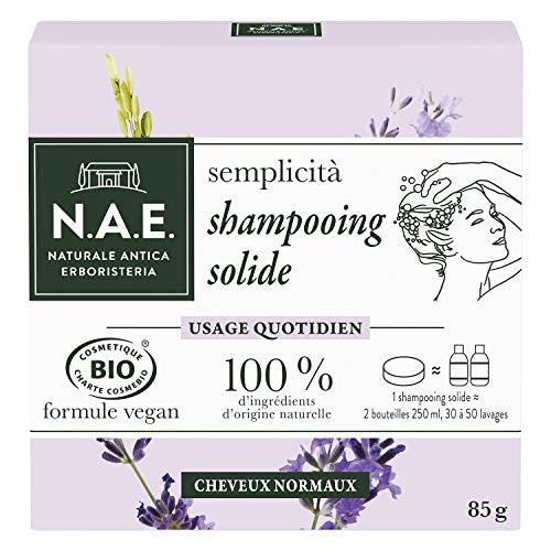 NAE - Certified Organic Solid Shampoo