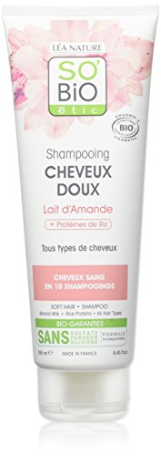 So'Bio Etic Gentle hair shampoo